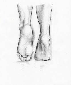 Walking Barefoot Through My Dreams