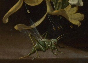 Grasshopper_detail_in_Rachel_Ruysch_Flowers_in_a_Vase_c_1685