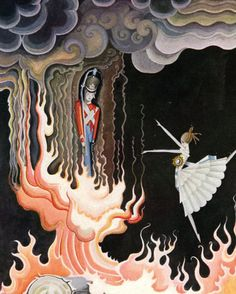 Steadfast Tin Soldier in the Fire