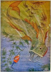 The steadfast Tin Soldier and the Fish