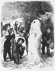 The Snowman Stave 1