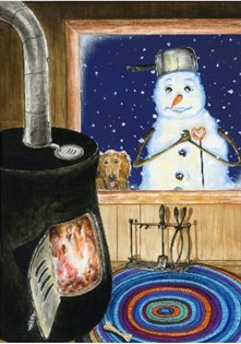 The Snowman Stave 3
