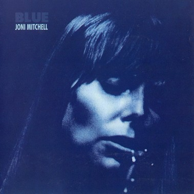 Blue Jonie Mitchell