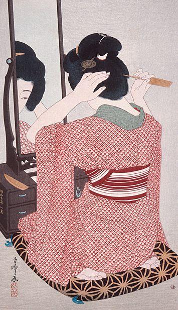 Silk Kimono 2