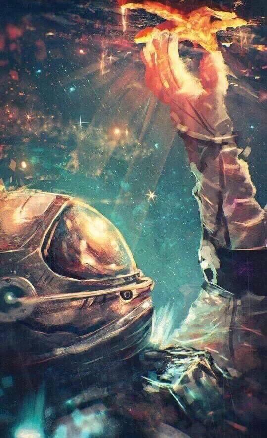 Cosmic Starfish