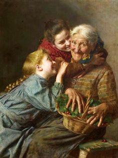 Grandmothers Wisdom