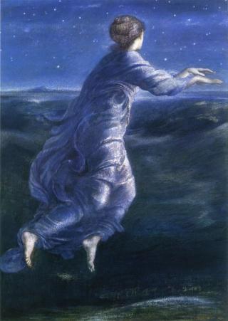 night_by_edward_burne-jones_1870