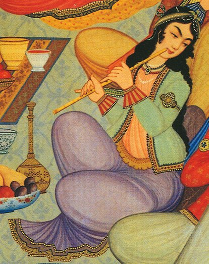 Rumi's Flute