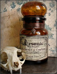 A Taste for Arsenic