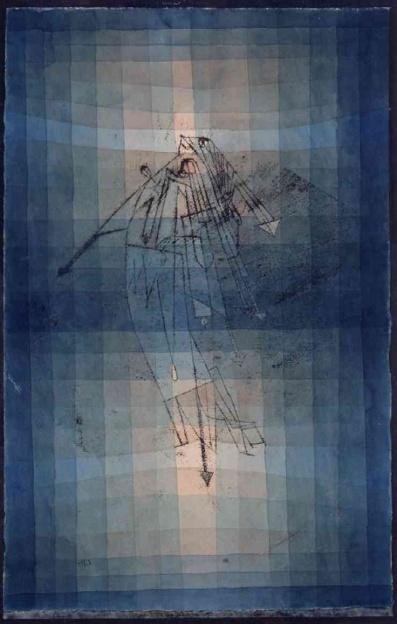 Dance of the Moth Paul Klee