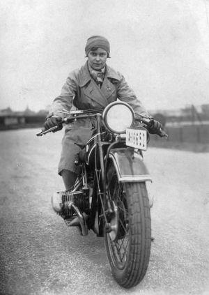 Motorbike Madonna