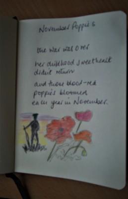 November Poppies